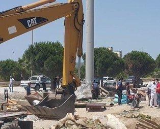 Çeşme'deki Romanlardan CHP'li belediyeye isyan!