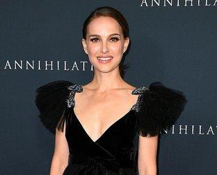 Natalie Portman İsraili protesto etti