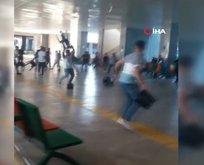 Kartal Anadolu Adliyesi'nde kavga!