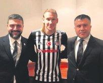 Beşiktaş'ta Vida çılgınlığı