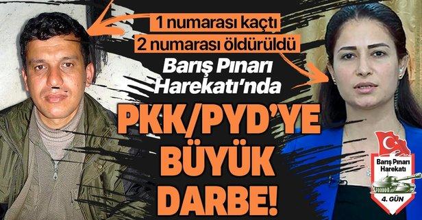 PKK/PYD'ye büyük darbe!