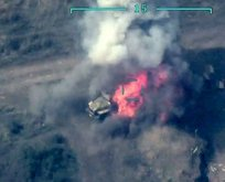 Ermenistan'a ait iki Su-25 savaş uçağı düştü!
