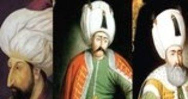 Osmanlı padişahlarının bilinmeyen meslekleri...