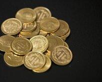 Çeyrek altın-gram altın alış satış fiyatları ne oldu?