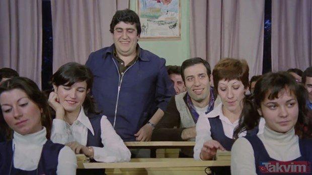 Kemal Sunal filmindeki hata yıllar sonra ortaya çıktı!