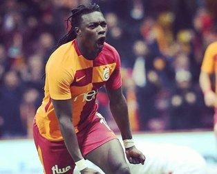 Gomis Beşiktaş'ta turladı! Böyle duyurdu...