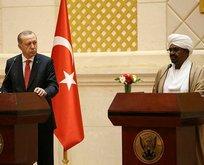 Sudandan Türkiye kararı!