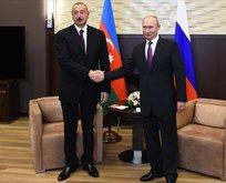 Moskova'da kritik Dağlık Karabağ zirvesi