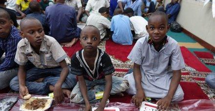 Tika Ramazan coşkusunu ve bereketini Tanzanya'nın ve Zanzibar'ın insanları ile paylaştı