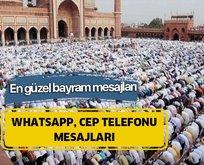 Bayram cep telefonu Whatsapp SMS Facebook mesajları
