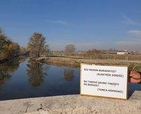 CHP'li Edirne Belediyesi'nden direkli park!