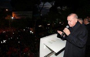 Başkan Erdoğan İzmir'de müjdeyi verdi!