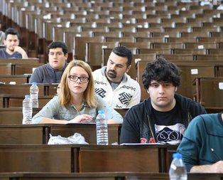 Milyonlarca öğrenciyi YKS heyecanı sardı