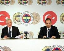 Tolga Zenginden Fenerbahçeye sert cevap