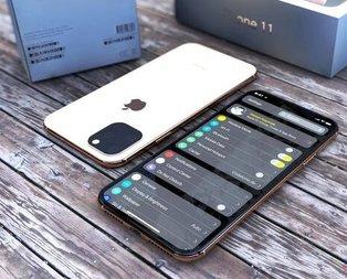 Merakla beklenen iPhone 11 böyle gözükecek!