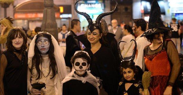 Cadılar Bayramı ne zaman? Cadılar Bayramı neden kutlanır? Cadılar Bayramı anlamı nedir?