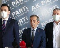 AK Parti'ye geçen Önder, CHP'yi yerden yere vurdu