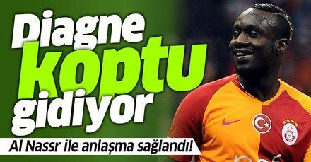 Mbaye Diagne Al Nassr ile anlaştı!