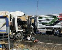Diyarbakır'da feci kaza! Can pazarı yaşandı