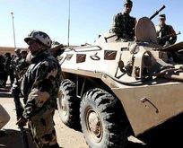 Cezayir ordusunda bir ilk yaşandı