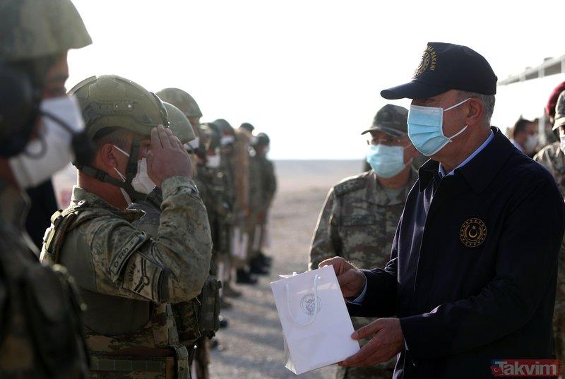 TSK'dan nefes kesen Ateş Serbest-2020 faaliyeti