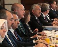 Başkan Erdoğan talimat vermişti! Ve taslak hazır...