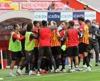Kayserispor ile Denizlispor maçında 9 gol