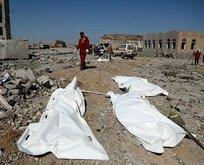 BM dünyaya duyurdu: Savaş suçu işlediler