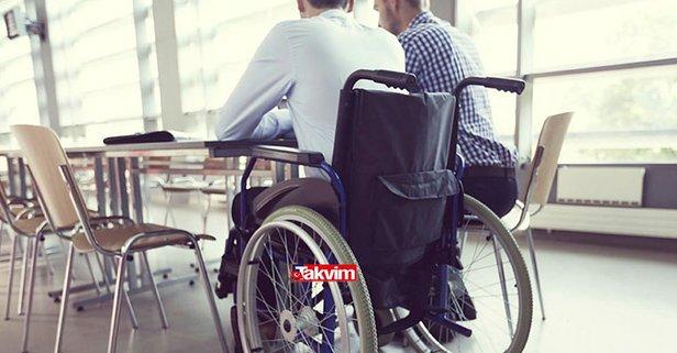 MEB engelli öğretmen ataması 2021 kontenjanları - taban puanları! 750 engelli öğretmen atama başvuruları ne zaman yapılacak?