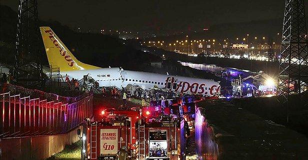 Pegasus uçağı hakkında flaş gelişme!
