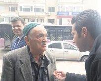 Hasan dedeyi bankacı kurtardı