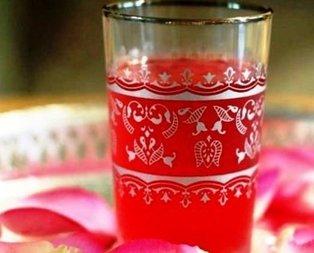 Ramazan şerbeti nasıl yapılır? Pratik ve lezzetli Ramazan şerbeti tarifi! Ramazan şerbeti faydaları!