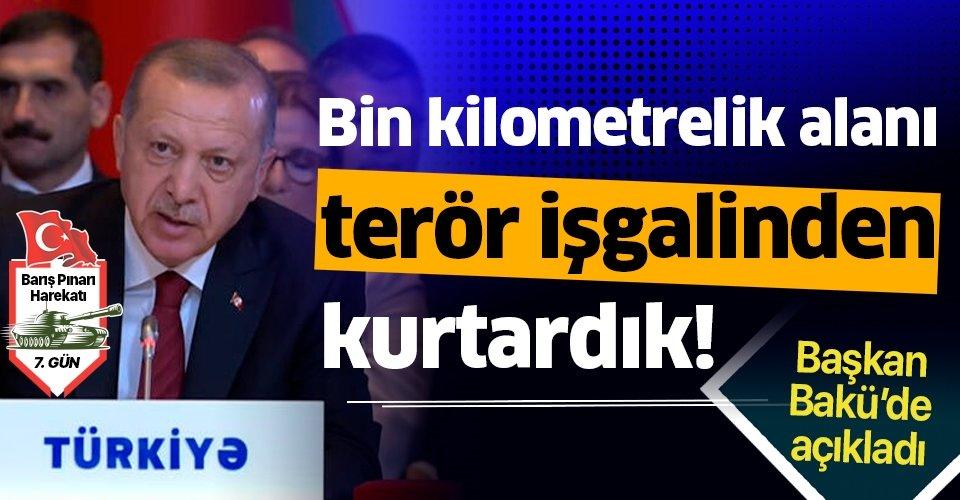 Son dakika: Başkan Erdoğan'dan 7. Türk Konseyi Zirvesinde önemli açıklamalar