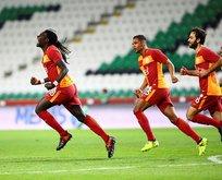 Galatasaray dolu dizgin devam etti