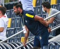 Volkan Demirel Göztepe maçında çılgına döndü!