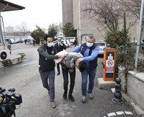 Ümitcan Uygun'un ailesi gazetecilere saldırdı!