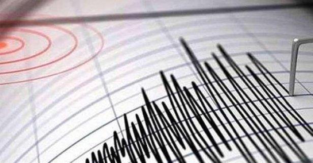 ABD'de deprem şoku! Tsunami uyarısı var...