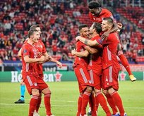 Süper Kupa'nın sahibi Bayern Münih