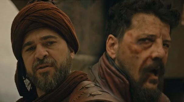 Resurrection Ertugrul Dragos, how did Bamsı Alp actually kill