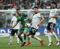 Beşiktaştan 3 puanlı başlangıç