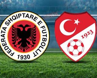 Arnavutluk - Türkiye maçı ne zaman?