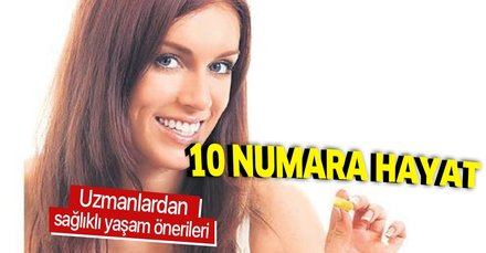 10 numara hayat