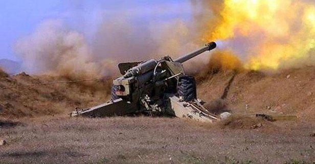Ermenistan'dan bir ateşkes ihlali daha