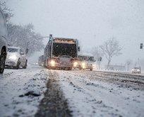 İstanbul'da kar ne zaman yağacak? İstanbul 5 günlük hava durumu! Meteoroloji uyardı...
