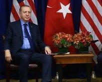 Başkan Erdoğandan Trumpa Brunson yanıtı