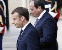 Sinsi Macron o gerçeği herkesten gizlemiş