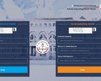 e-Okul girişi! VBS ile 2. ve 3. yazılı sonuçları öğrenme sayfası... İşte e Okul giriş yöntemi