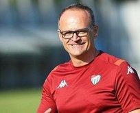 Bursaspor İrfan Buz'la 1.5 yıllık sözleşme yaptı