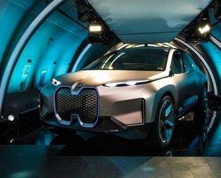 Alman devi tasarladı! Geleceğin otomobili ilk kez görüntülendi!