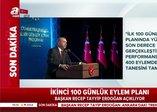 Başkan Erdoğan: Büyükşehirlemizde millet bahçesi inşasına devam edeceğiz